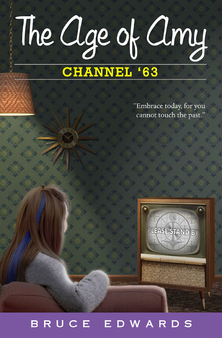 Cover - The Age of Amy: Channel 63