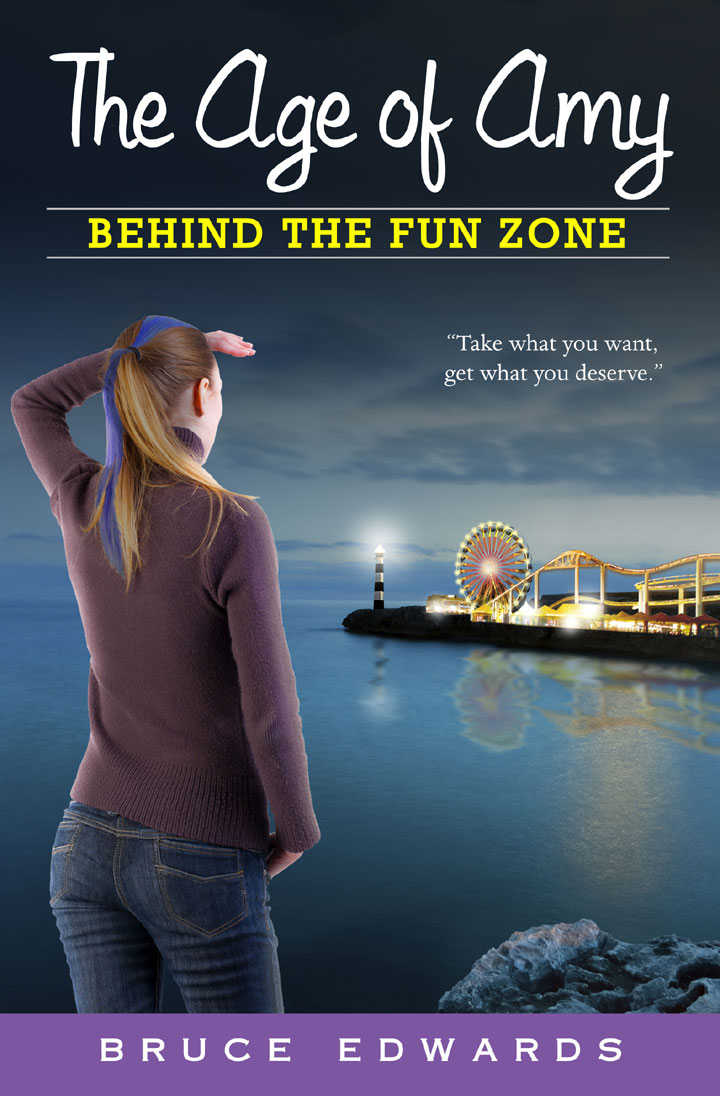 Cover - The Age of Amy: Behind the Fun Zone