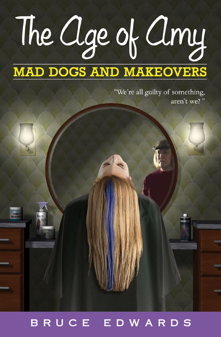 Cover - The Age of Amy: Msd Dogs and Makeovers