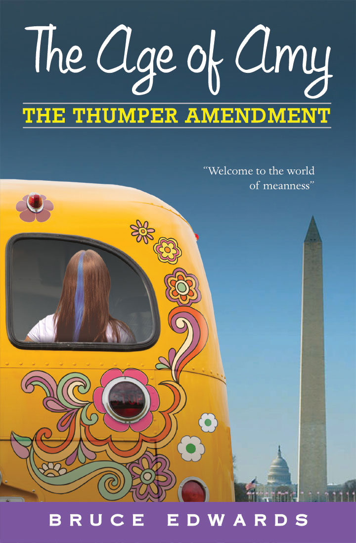 Cover - The Age of Amy: The Thumper Amendment